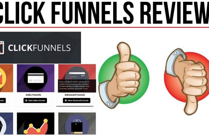 Clickfunnels is the Right Sales Funnel Building Software