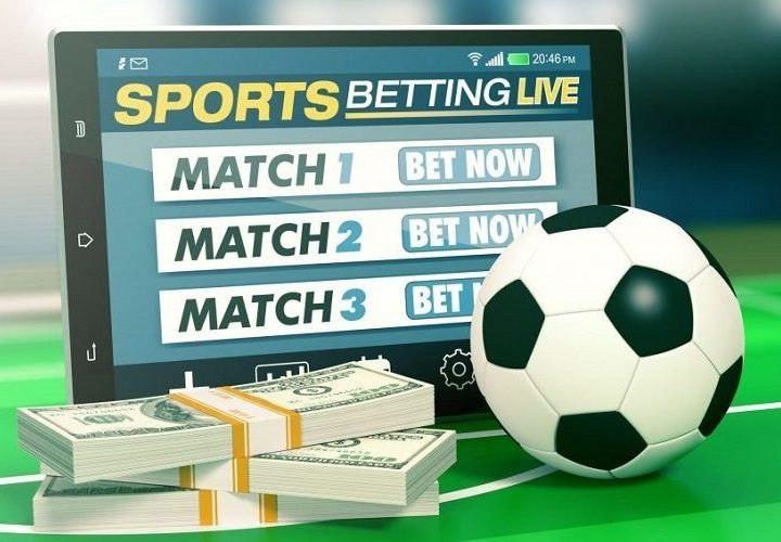 What are the potential rewards of sports betting?