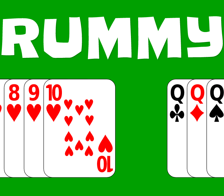 "Answer to the most common question ""How to Play Rummy."""