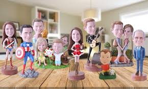 Why it's better to make bobbleheads at home instead of buying online?