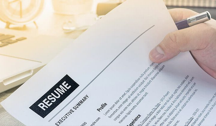 In Which Way A Resume Is Helpful For A Person?