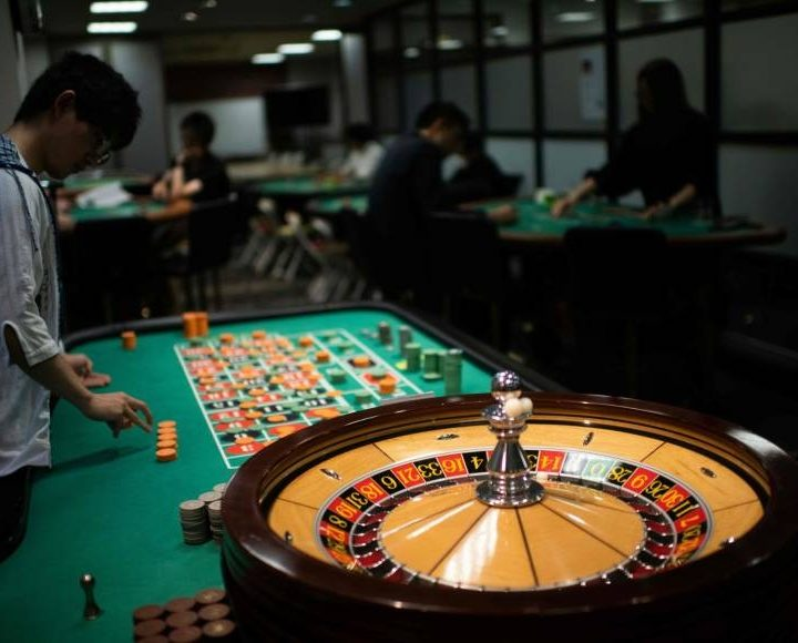 That is More Enjoyable – Internet Casinos Or Land-Based Casinos