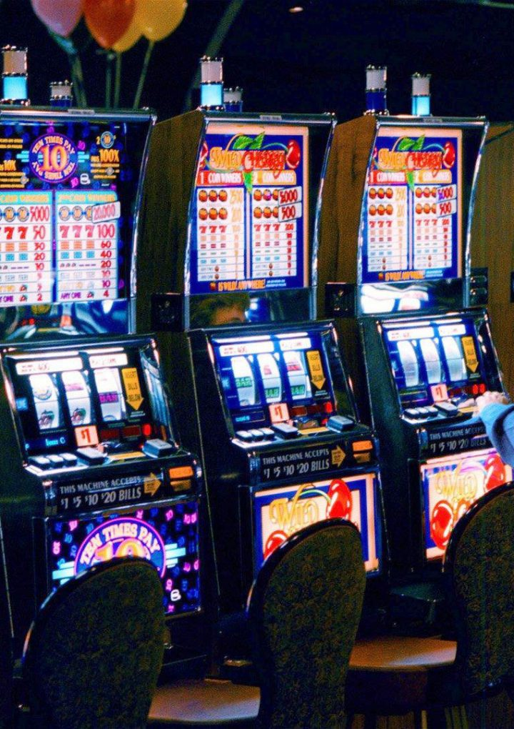 Have You Ever Played Slot Machine?
